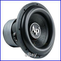 12 Inch Subwoofer 2200 Watts Max Dual 2 Ohm Audiopipe TXX-BD4-12D2 TXXBD4 12D2