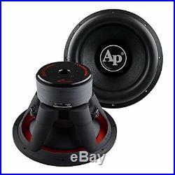15 Inch 2800 Watts Max Subwoofer Dual 2 Ohm Audiopipe TXX-BD4-15D2 TXXBD4 15D2