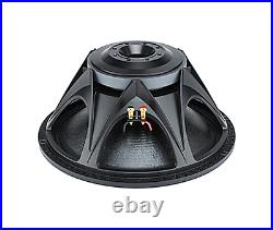 18 inch 1000 Watts RMS 8 Ohms Subwoofer Bass Speaker
