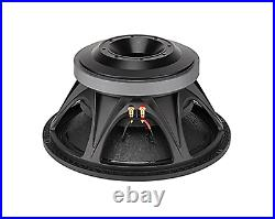 18 inch 2000 Watts RMS 4 Ohms MONSTER Subwoofer Bass Speaker