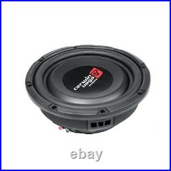 1x CERWIN VEGA VPS104D 600W 10 INCH Pro Shallow Series Dual 4 Ohm Car Subwoofer