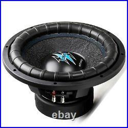 1x Hifonics BRW12D2 2000 Watts 12 Inch BRUTUS Car Audio Dual 2 Ohms Subwoofer