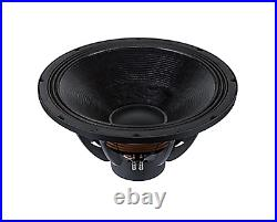 21 inch Subwoofer 1800 Watts RMS 8 Ohms
