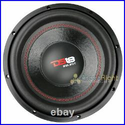 2 DS18 SLC-10S 10 Inch Subwoofers 440 Watts Max Power 4 Ohm Sub Select Series