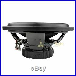 2 DS18 SLC-12S 12 Inch Subwoofers 500 Watts Max Power 4 Ohm Sub Select Series