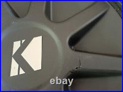 (2) KICKER CompVX 12 Inch Comp VX Dual 2-Ohm Car Subwoofers