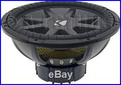 2 Kicker 10cvr154 Car Audio 15 Inch Compvr Power 4-ohm Subwoofers/subs 10cvr15
