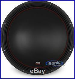 2 MTX 5515-22 15 inch 1600W Peak DVC 2-ohm Car Audio Subwoofers Subs