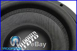 (2) Open Box Sundown Audio Sa10d2 Classic 750w Rms 10 DVC 2 Ohm Subwoofers