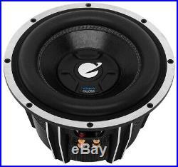 2 Planet Audio BBD12 2500 Watt 12 Inch Dual 4-Ohm Voice Coil Car Subwoofer