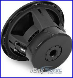 2 Rockford Fosgate PUNCH P3D4-12 1200 Watt 12 inch Dual 4 ohm P3 Car Subwoofers