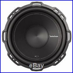 2 Rockford Fosgate Punch P1S2-15 15-Inch 1000W 2-Ohm Power Car Audio Subwoofers