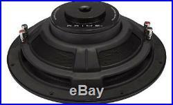 2 Rockford Fosgate R2SD4-10 Ultra Shallow 10-Inch 4 Ohm DVC Subwoofer