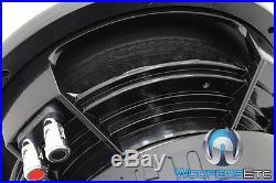 (2) Sundown Audio Sa-10d2 Rev. 3 Subs 10 DVC 2 Ohm Loud Pro Bass Subwoofers New