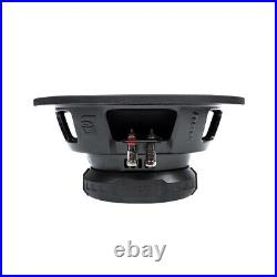 2x CERWIN VEGA H7104S 2000W Max 10 inch HED Series Single 4 ohm Car Subwoofer