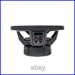2x CERWIN VEGA V104DV2 10 inch 2200 Watt Dual 4 Ohm Subwoofer Car Audio Sub DVC