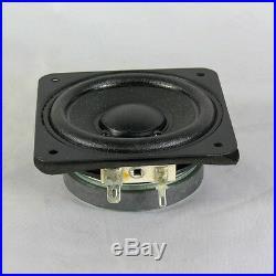 3inch 8ohm 8 20W Bass Audio Speaker Stereo Subwoofer Loudspeaker Midrange Horn