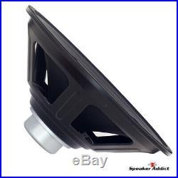4PACK Peavey 18 inch Neo Magnet 800watt 8ohm pro DJ subwoofer bocina Lightweight