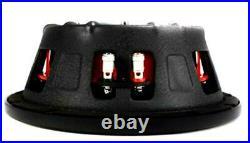 4 OHM Car Subwoofer 400 Watt 8 Inch Shallow Slim Rsenio