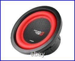 4x CERWIN VEGA V122DV2 12 inch 5200 Watt Dual 2 Ohm Subwoofer Sub DVC Car Audio