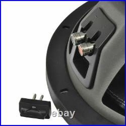 4x CERWIN VEGA V84DV2 8 inch Dual 4 Ohm Subwoofer 3000 Watts Car Audio Sub DVC