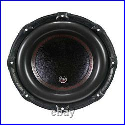 AUDIOPIPE TXX-BDC1-12 12-INCH 600 Watts RMS Dual 4-Ohm Car Audio Subwoofer