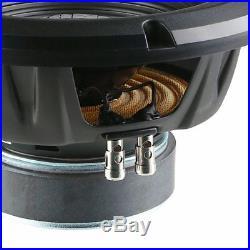 Alpine BassLine Series 12 Inch 750 Watt 4-Ohm Car Audio Subwoofer, Pair W12S4