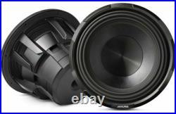 Alpine X-W12D4 12inch 4 Ohm + 4 Ohm 2700peak Subwoofer Black