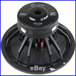 American Bass 15 Inch 3000 W Max 800 W RMS Subwoofer Dual 4 Ohm TNT-1544