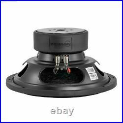 American Bass DX 124 12 Inch Single 4 Ohm Voice Coil 800 Watt Subwoofer Speaker