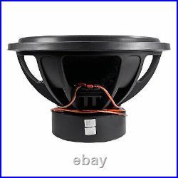 American Bass HD 18 D1 18 Inch Dual 1 Ohm Voice Coil 2000 Watt Subwoofer Speaker