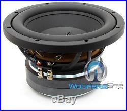 Arc Audio Black 10d4 10 Sub 400w Rms Dual 4-ohm Car Subwoofer Bass Speaker New