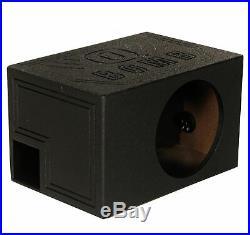 AudioPipe TXX-BDC4-12D2 12 Inch 2200W Dual 2 Ohm Car Audio Subwoofer & Sub Box