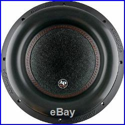 AudioPipe TXX-BDC4-12D2 12-Inch Subwoofer Dual 2 Ohm 1100 Watts RMS Car Audio
