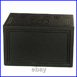 AudioPipe TXX-BDC4-12 12 Inch 2200W Dual 4 Ohm Car Audio Subwoofer & Sub Box