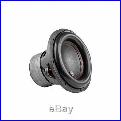 AudioPipe TXX-BDC4-12 Dual 4 Ohm 12 inch 2,200 Watt Car Speaker Subwoofer, Black