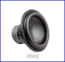 AudioPipe TXX-BDC4-15D2 15-Inch Subwoofer Dual 2 Ohm 1400 Watts RMS Car Audio