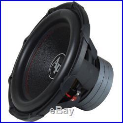 Audiopipe TXX-BD3-15 15 Inch 2400W Car Audio DVC Dual 4 Ohm High Power Subwoofer