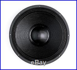 B&C 18SW115-4 18-Inch 4 Ohms 3400W Neodymium Professional Woofer