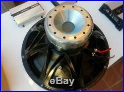 B&C 21IPAL 21-Inch 5000 Watts RMS 1 ohm