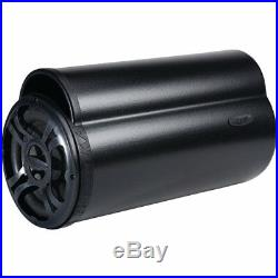 Bazooka BT8024DVC BT Series 8-Inch 4 ohm Dual Voice Coil Passive Bass Tubes