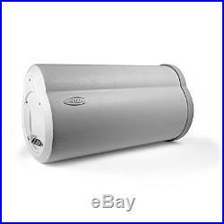 Bazooka MBT8014 BT Series 8-Inch 4 ohm Marine Passive Bass Tubes White