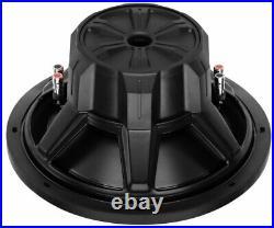Boss 12-Inch 3600-Watt 4-Ohm DVC Power Car Subwoofers (Pair) 2 x CH12DVC
