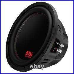 Boss Audio 12-Inch 2600-Watt Car Power Subwoofer DVC Power Sub 4 Ohm P129DC