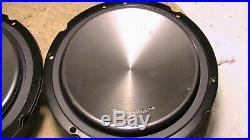 Bowers & Wilkins PV1 subwoofer drivers 8 ohm 8 inch 400w pair
