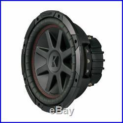Brand New Cvr122 Kicker Compvr 12-inch 2-ohm Car Audio Subwoofer 800 Watts