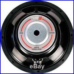 CERWIN VEGA 1000 Watt Max 12-Inch Woofer 4 Ohms Class Mono 1,200 WATTS Subwoofer