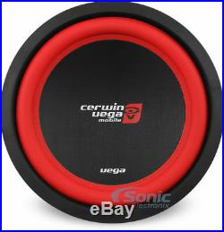 CERWIN-VEGA V154DV2 1500W 15 Inch VEGA SERIES Dual 4 Ohm Car Subwoofer