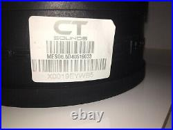 CT SOUNDS MESO SUBWOOFER SUB 6.5 Inch 4 Ohm Auction Is For 2. Both Subwoofers