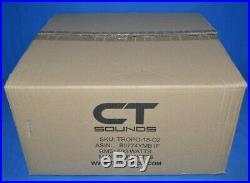 CT Sounds 18 Inch 600 Watt RMS Dual 2 Ohm Car Subwoofer Audio Sub Tropo 18 D2